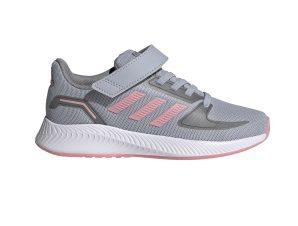 adidas – RUNFALCON 2.0 C – HALSIL/SUPPOP/GRETHR