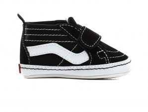 Vans – IN SK8-HI CRIB – BLACK/TRUE WHITE