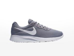 Nike – NIKE TANJUN – WOLF GREY/WHITE