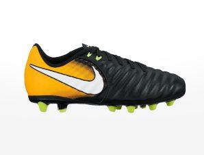 Nike – JR TIEMPO LIGERA IV AG-PRO – BLACK/WHITE-LASE