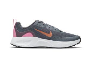 Nike – NIKE WEARALLDAY (GS) – SMOKE GREY/METALLIC COPPER-PINK GLOW