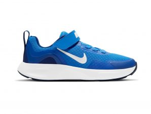 Nike – NIKE WEARALLDAY (PS) – SIGNAL BLUE/WHITE-BLUE VOID