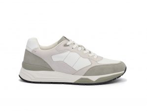 S. oliver – SNEAKER ΠΑΠΟΥΤΣΙ LOW – WHITE COMB.