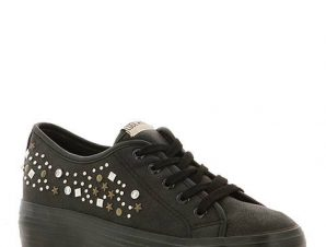 Coolway Μαύρα Sneakers Polylow