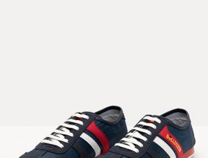 Bulldozer Navy Sneakers 4002