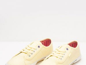 XTI Κίτρινα Sneakers 45743