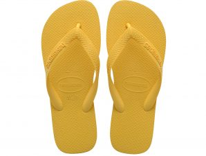 Havaianas – TOP – GOLD YELLOW