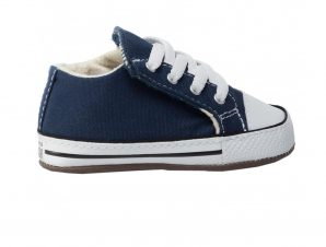 Converse – CHUCK TAYLOR ALL STAR CRIBSTER CANVAS COLOR – 426-NAVY/NATURAL IVORY/WHITE