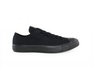 Converse – CHUCK TAYLOR ALL STAR – 006-BLACK MONOCHROME