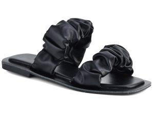 Μαύρο σανδάλι 333-129