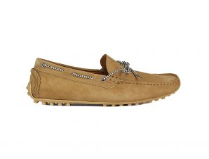 Trussardi Jeans ανδρικά loafers suede – 77A00169-9Y099999 – Μπεζ