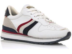 Λευκό sneaker MariaMare 68102