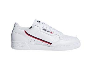 Adidas ανδρικά αθλητικά παπούτσια Continental 80 – G27706 – Λευκό