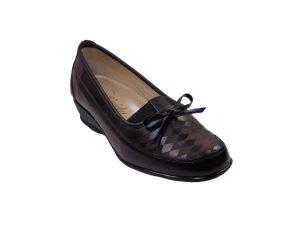 Tsimpolis Shoes 423 Slip On Από Τεχνόδερμα Μπορντό