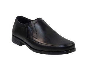 Tsimpolis Shoes 1762 Casual Slip On Ανδρικό Δερμάτινο Μαύρο