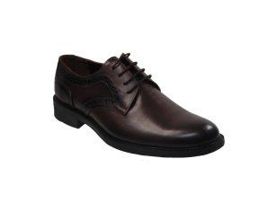 Tsimpolis Shoes 297 Oxford Ανδρικό Δερμάτινο Ταμπά