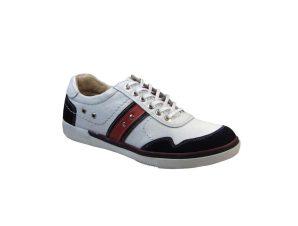 Tsimpolis Shoes 15000 Sneaker Δερμάτινο Λευκό