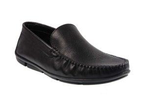 Tsimpolis Shoes R146 Ανδρικό Μοκασίνι Απο Γνήσιο Δέρμα Μαύρο