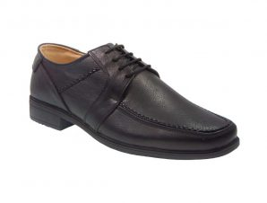 Tsimpolis Shoes 608 Ανδρικό Δερμάτινο Μαύρο