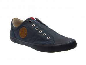 S.Oliver 5-14604-20-704 Casual Slip On Απο Ύφασμα Πετρόλ