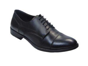Tsimpolis Shoes 50300 Ανδρικό Δερμάτινο Μαύρο