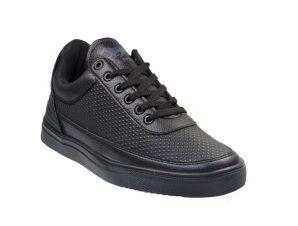 Tsimpolis Shoes T95 Sneaker Απο Τεχνοδέρμα Μαύρο