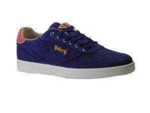 Dakir's 81 Sneaker Υφασμάτινο Μπλε Σκούρο