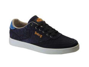 Dakir's 081 Sneaker Υφασμάτινο Μαύρο