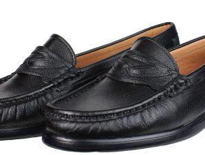 STEP Shoes ST096 Μαύρο