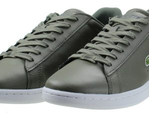 LACOSTE Carnaby Evo 42SMA0005255 Χακί