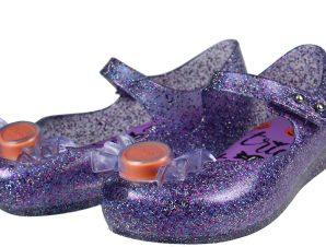 MELISSA mini 32738 52522 Μωβ με Glitter