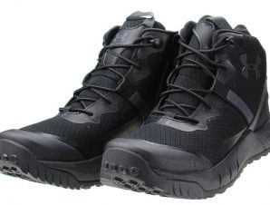 Under Armour Micro G® Valsetz Zip Mid Tactical Boots 3023747-001