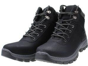 BOXER Shoes 21142 Μαύρο
