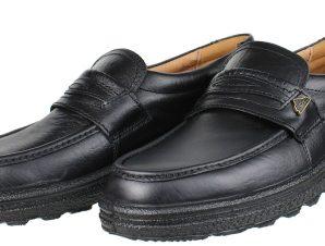 BOXER Shoes 01529 Μαύρο