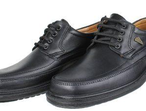 BOXER Shoes 10068 Μαύρο