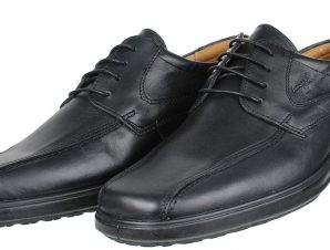 BOXER Shoes 13757 Μαύρο