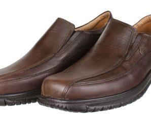 BOXER Shoes 14722 Καφέ