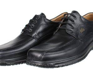 BOXER Shoes 14723 Μαύρο