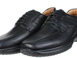 BOXER Shoes 12069 Μαύρο