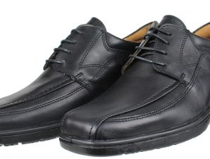 BOXER Shoes 11328 Μαύρο