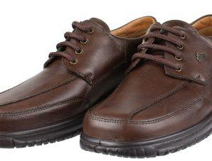 BOXER Shoes 14728 Καφέ