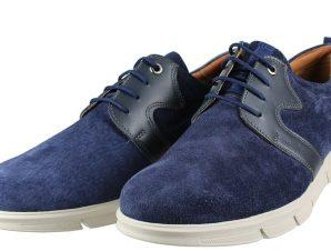 BOXER Shoes 21161 Μπλέ