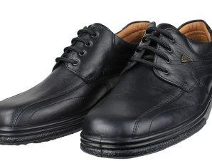 BOXER Shoes 11538 Μαύρο