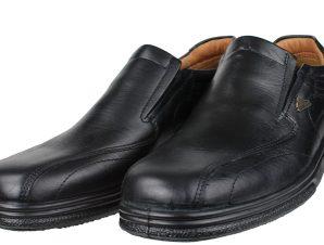 BOXER Shoes 11539 Μαύρο