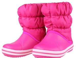 CROCS Winter Puff boot kids 14613-6×0