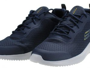 Skechers Mesh Lace Up 232005/NVY