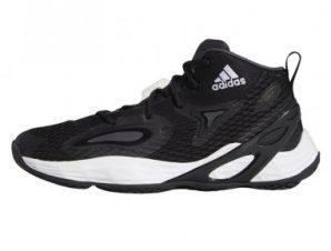 Adidas Exhibit A Mid M H67747 παπούτσια μπάσκετ