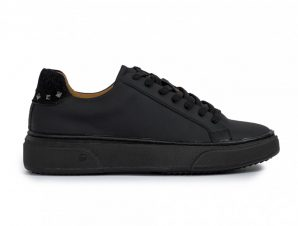 Ανδρικά μαύρα sneakers All black