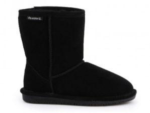 BearPaw Μαύρα παπούτσια Neverwet Jr.608Y
