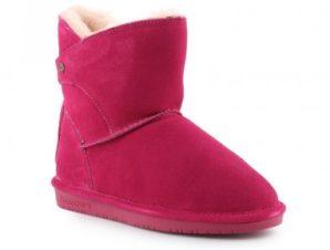 BearPaw Mia 2062Y-671 Pom Berry Παπούτσια Ροζ